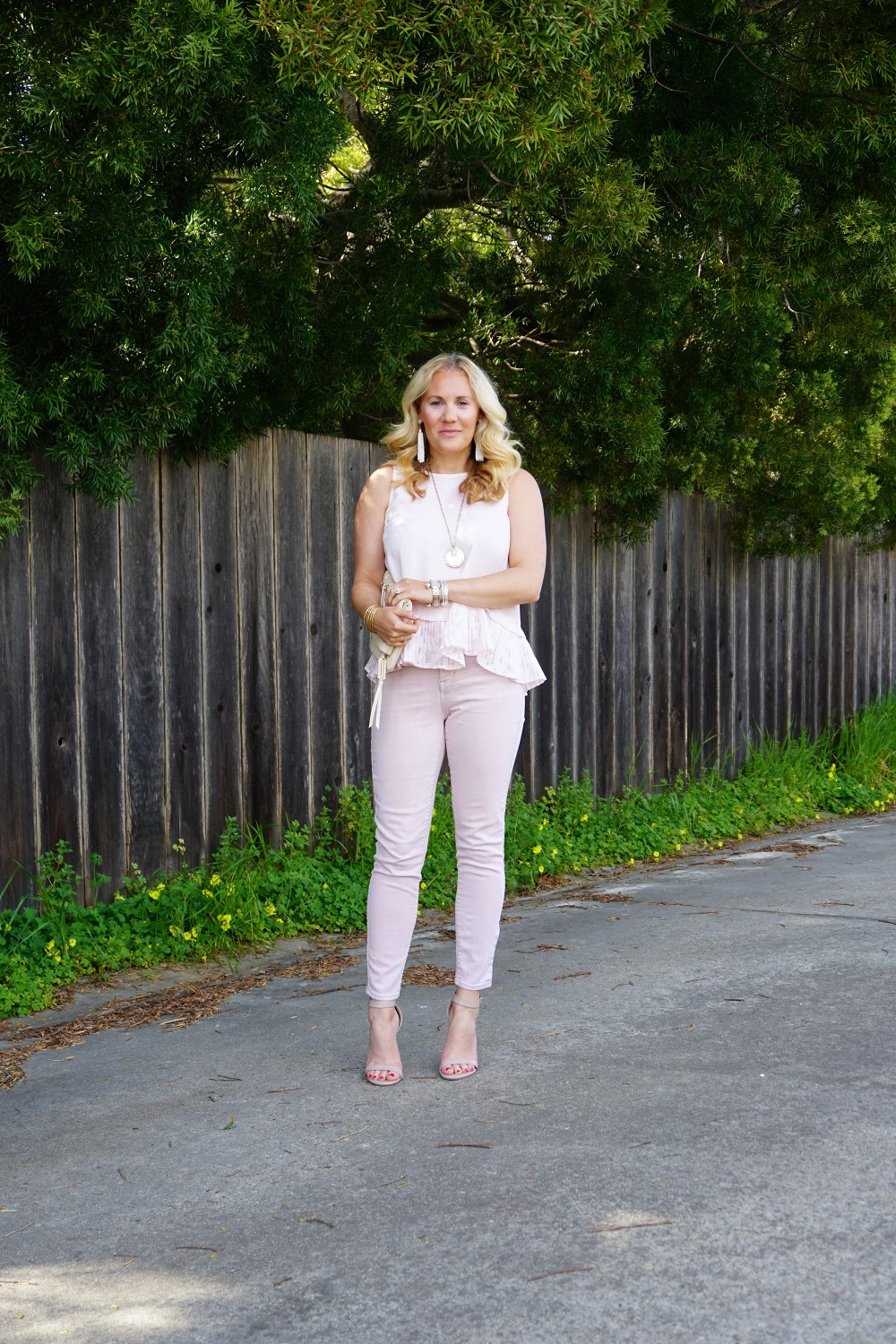 Blush Pink Easter Outfit-Easter Outfit Idea-Target Style-Who What Wear for Target-Outfit Inspiration-Have Need Want 5