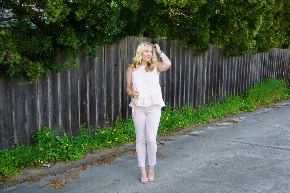 Blush Pink Easter Outfit-Easter Outfit Idea-Target Style-Who What Wear for Target-Outfit Inspiration-Have Need Want
