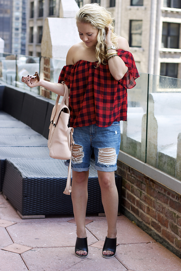 Buffalo Check, Line & Dot, Shopbop, Fall Fashion, Fall Style