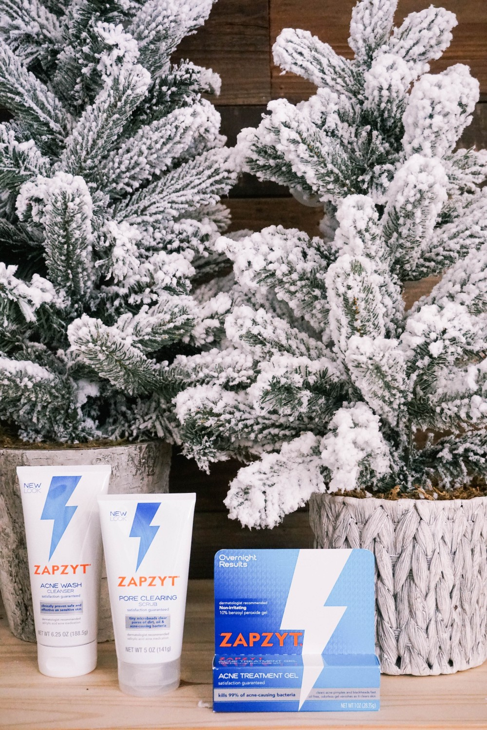 Combat Holiday Stress with Zapzyt, Zapzyt Acne Treatment Gel, Holiday Skincare, Stress Breakouts, Adult Acne Treatment, Have Need Want