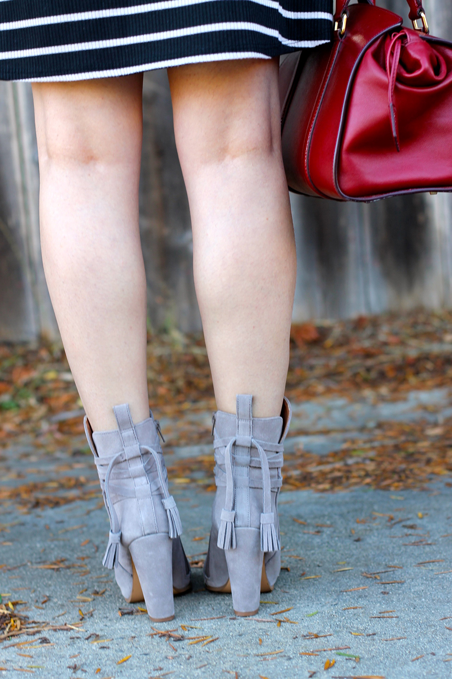 cowl-neck-shift-dress-have-need-want-steve-madden-booties-burberry-handbag-bay-area-fashion-blogger-3