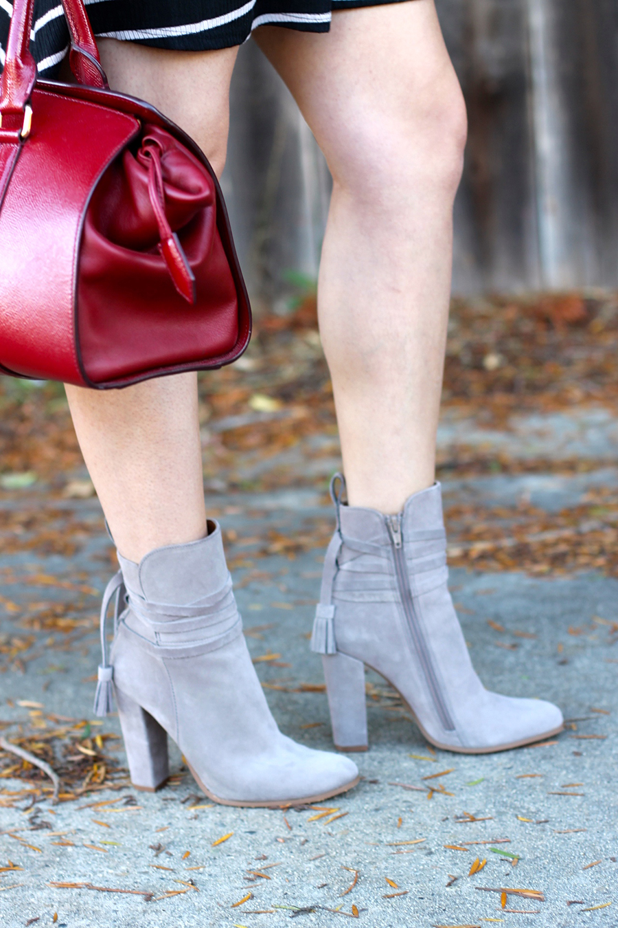 cowl-neck-shift-dress-have-need-want-steve-madden-booties-burberry-handbag-bay-area-fashion-blogger-7