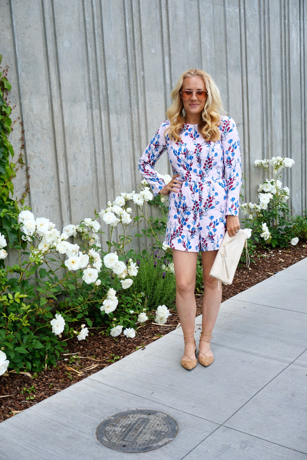 Draper James Romper-Outfit Inspiration-Spring Style-Spring Florals-Mom Style-Style Blogger-Have Need Want 6