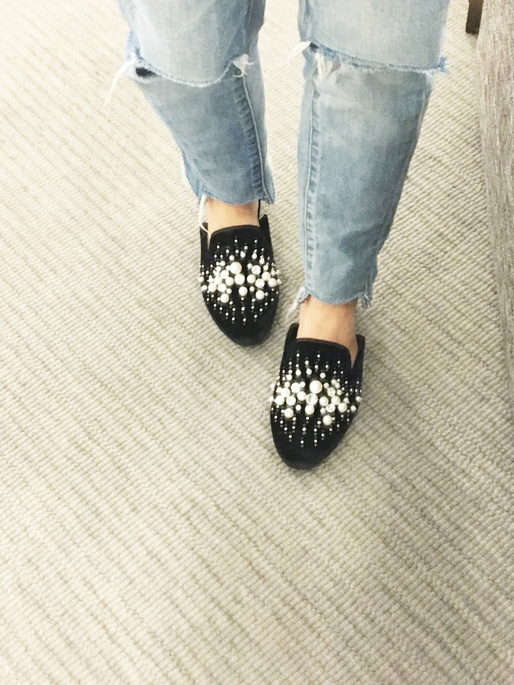 Dressing Room Diaries- Nordstrom Anniversary Sale-Embellished flats-Blogger Picks for the NSale-Nordstrom Sale-Fall Style-Fall Fashion 2017-Have Need Want