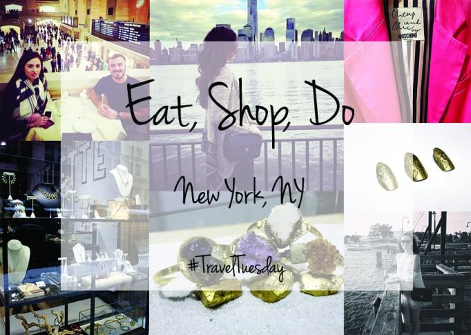 Eat Shop Do New York