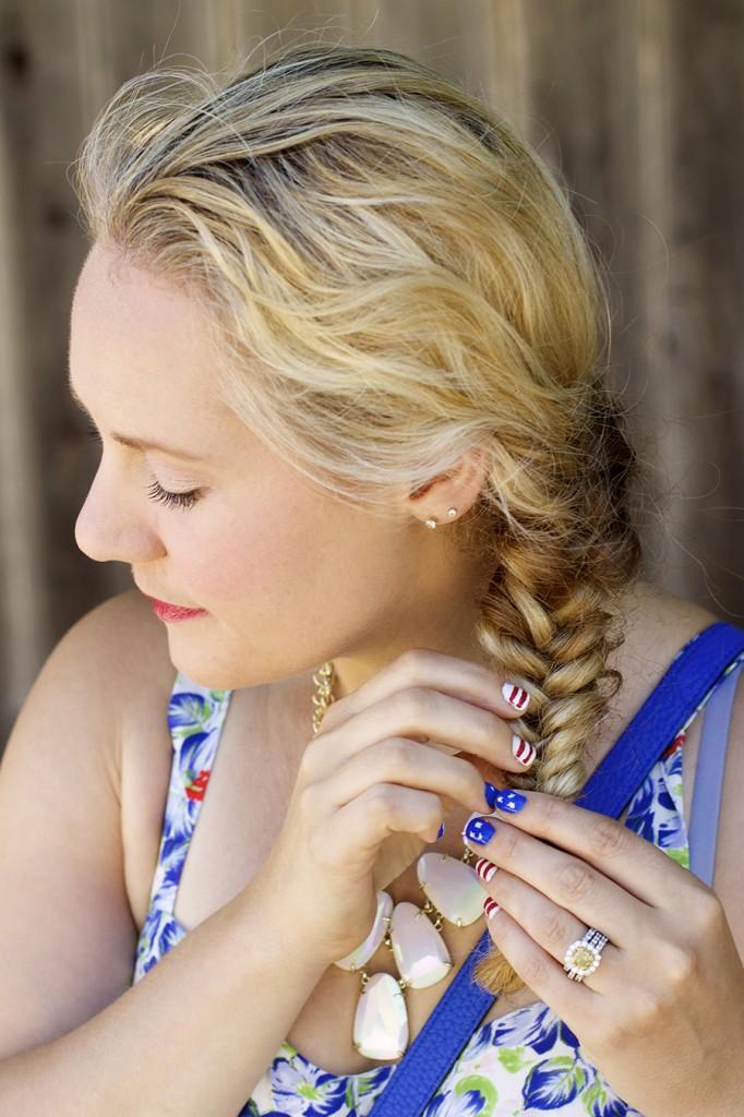 Floral Print Summer Dress Joie Clothing Summer Dress Kate Spade Fashion Blogger Summer Style