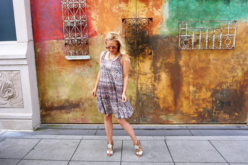 Flutter Dress-See by Chloe-Spring Style-Outfit Inspiration-Bay Area Fashion Blogger-Mom Style-Have Need Want 2