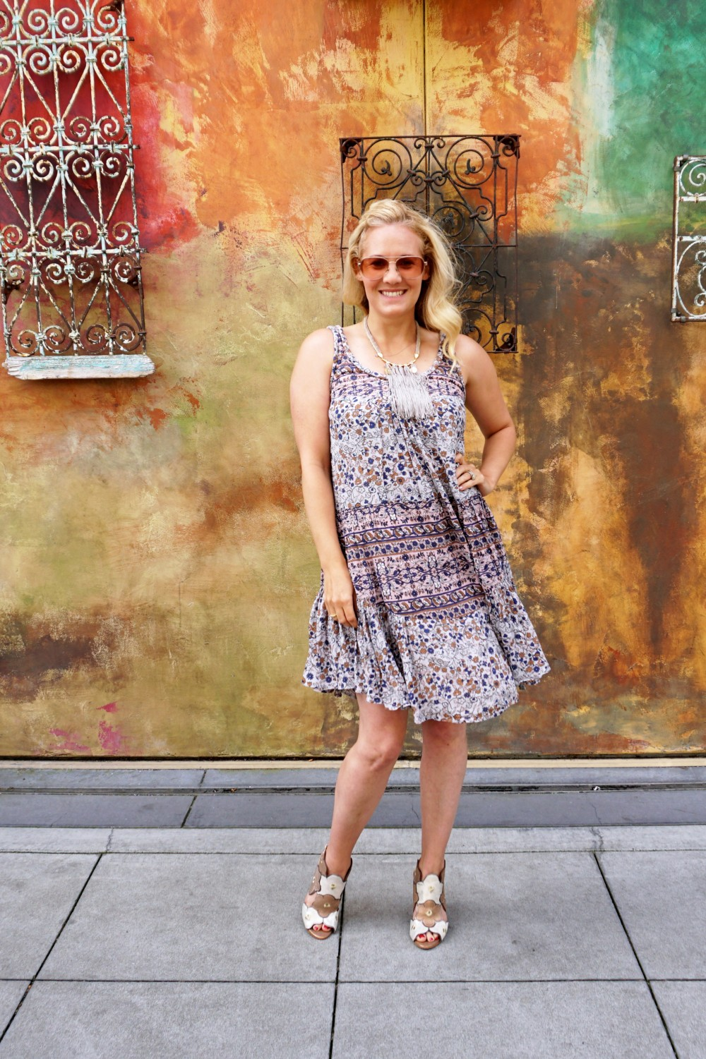 Flutter Dress-See by Chloe-Spring Style-Outfit Inspiration-Bay Area Fashion Blogger-Mom Style-Have Need Want 3