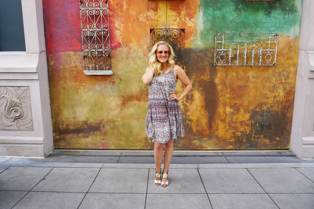 Flutter Dress-See by Chloe-Spring Style-Outfit Inspiration-Bay Area Fashion Blogger-Mom Style-Have Need Want 4