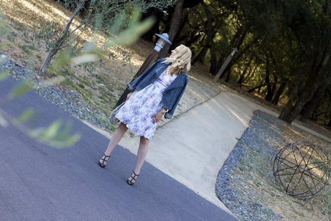 From day to night floral dress erin fetherston outfit inspiration fashion blogger 9