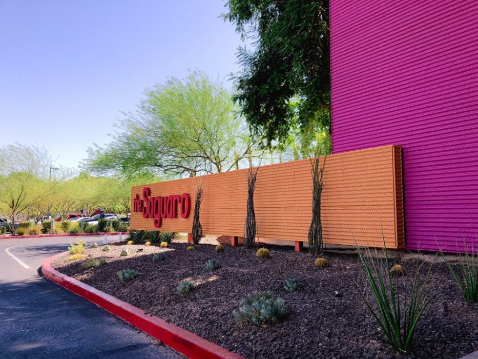Hotel Review: The Saguaro Scottsdale