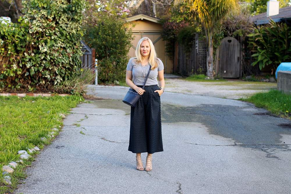 I Like You a Culotte-Culotte Trend-DVF Holly Culotte-Outfit Inspiration-Have Need Want 2