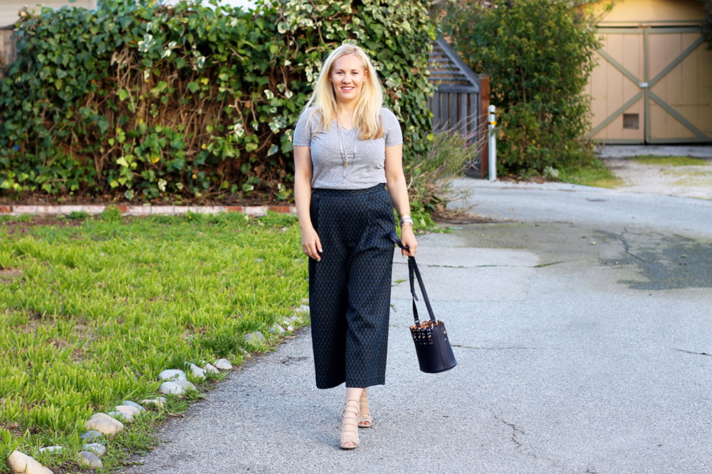 I Like You a Culotte-Culotte Trend-DVF Holly Culotte-Outfit Inspiration-Have Need Want