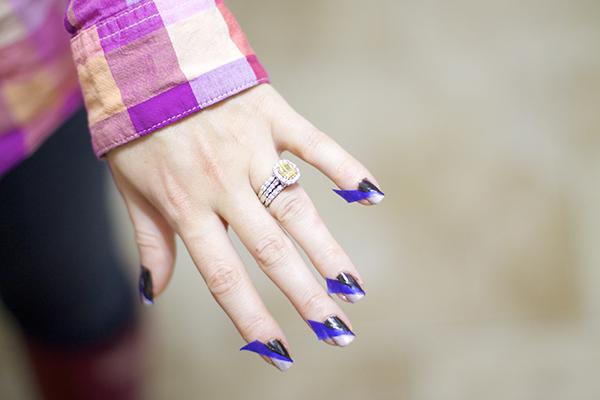 nail art, nail designs, new years eve, diy nail art