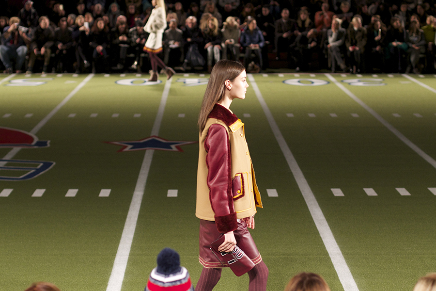 Tommy Hilfiger, FW 15, Final Walk, NYFW, MBFW, Fashion Week