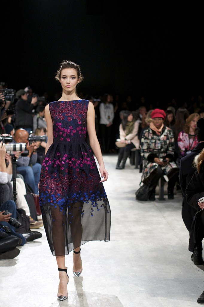 New York Fashion Week, Lela Rose, MBFW, FW 15