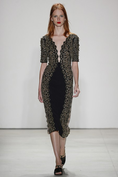 Jenny Packham-NYFW SS16-New York Fashion Week-Runway-Spring Summer 2016 Collection 5