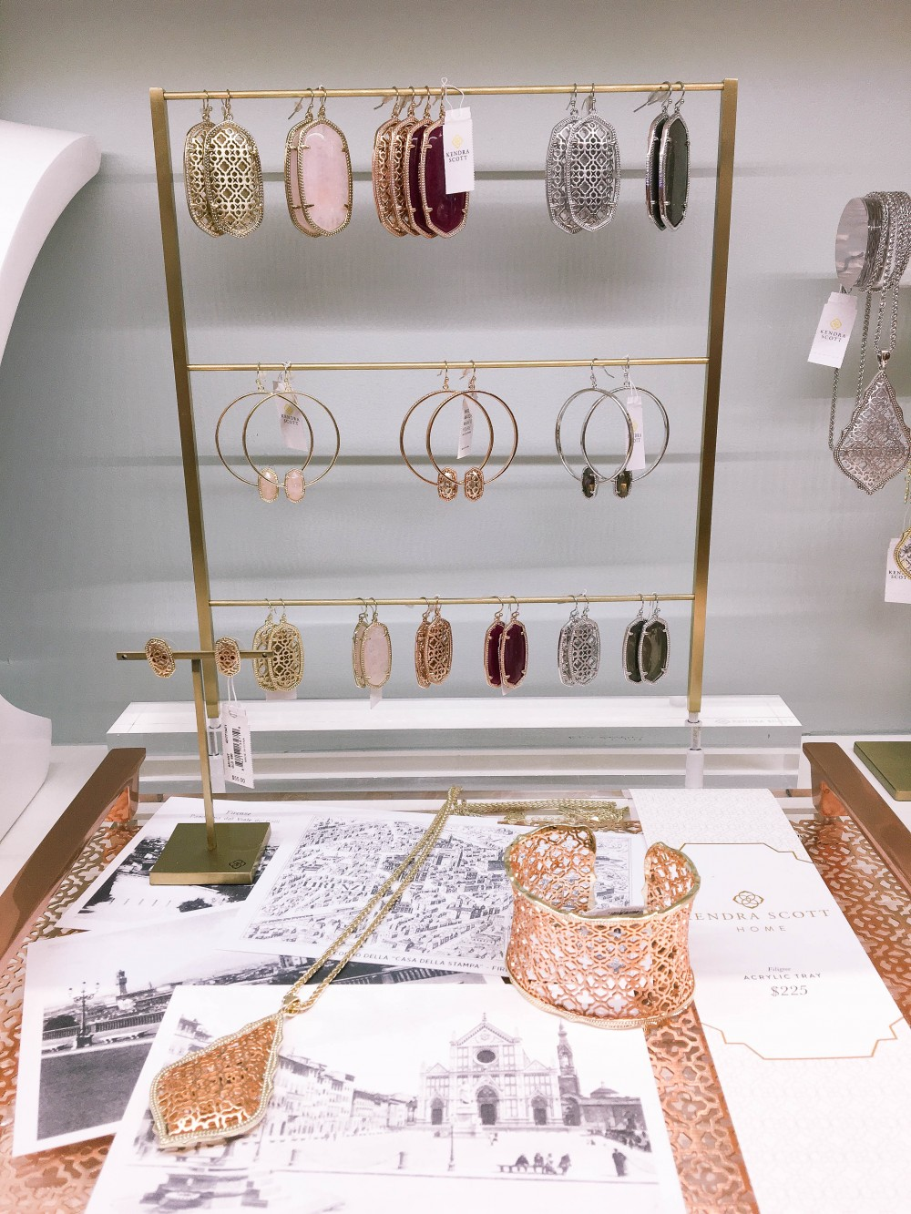 Kendra Scott Fall 2017 Launch Party-Kendra Scott Fall 2017 Collection-Whisk Away to Florence-Inspired by Italy-Bay Area Events-Santana Row-Have Need Want 10