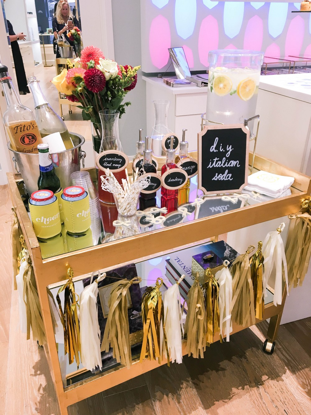 Kendra Scott Fall 2017 Launch Party-Kendra Scott Fall 2017 Collection-Whisk Away to Florence-Inspired by Italy-Bay Area Events-Santana Row-Have Need Want
