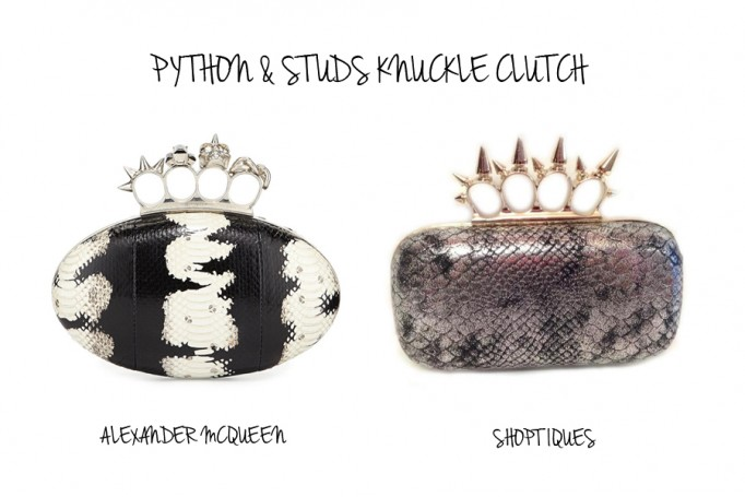 Knuckle-Clutch-Alexander-McQueen-Label-for-Less-Fashionista-Street-Style-Splurge-or-Steal-Bay-Area-Fashion-Blogger-Statement-Clutch