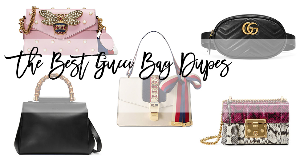 Label for Less: The Best Gucci Bag Dupes All in One Place!
