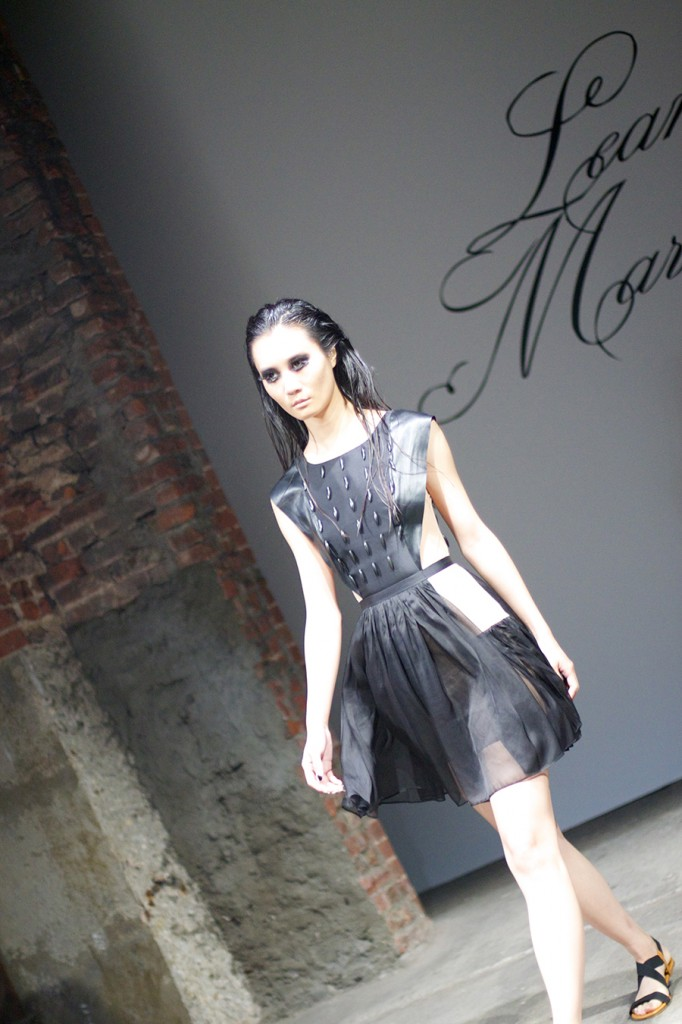 Leanne Marshall SS 2016 Runway Show NYFW Day one 2
