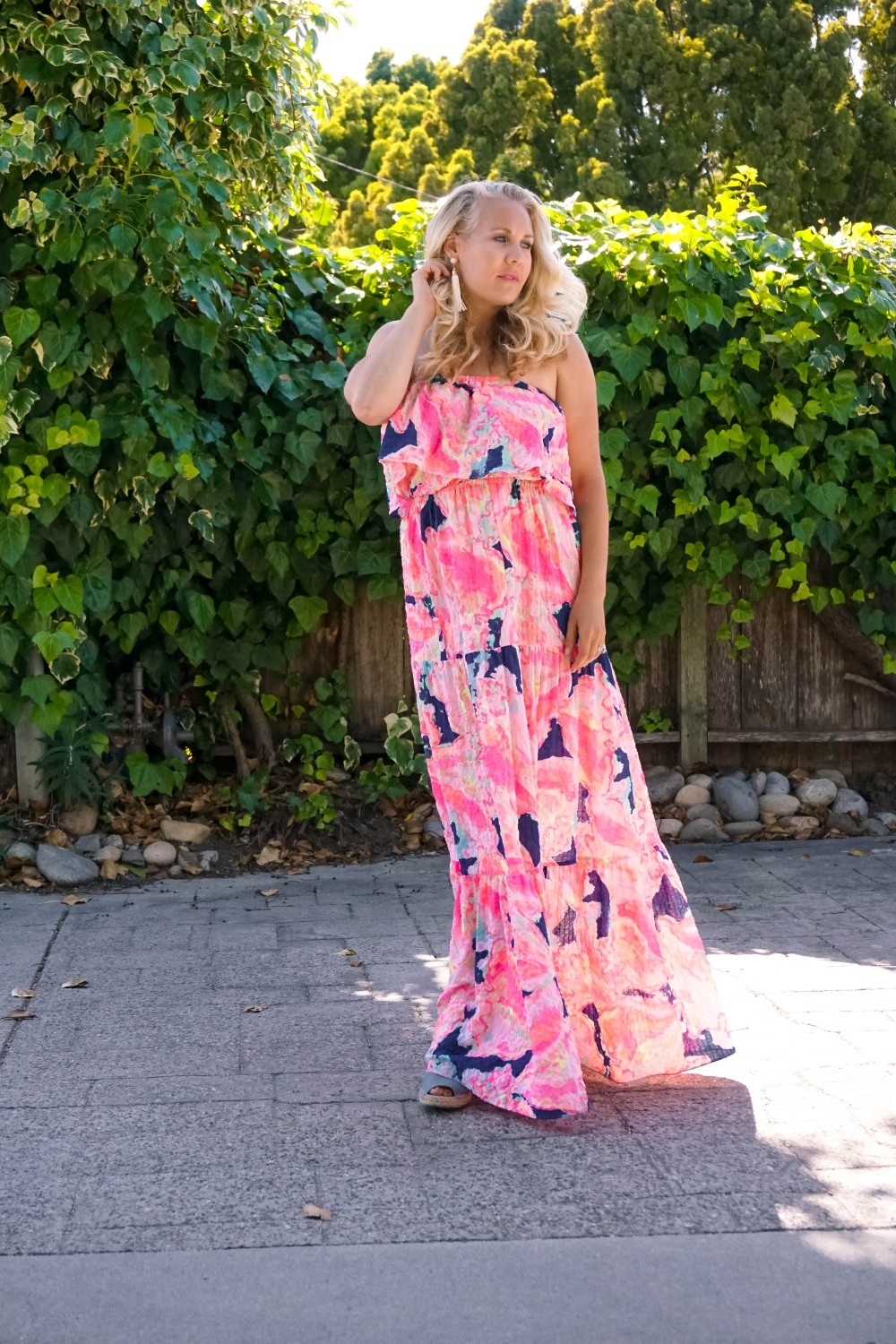 Lilly Pulitzer-Resort 365-Outfit Inspiration-Summer Style-Summer Maxi Dress-Summer 2017 Trends-Have Need Want 3