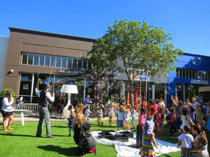pop up park, state street, los altos, eat shop do