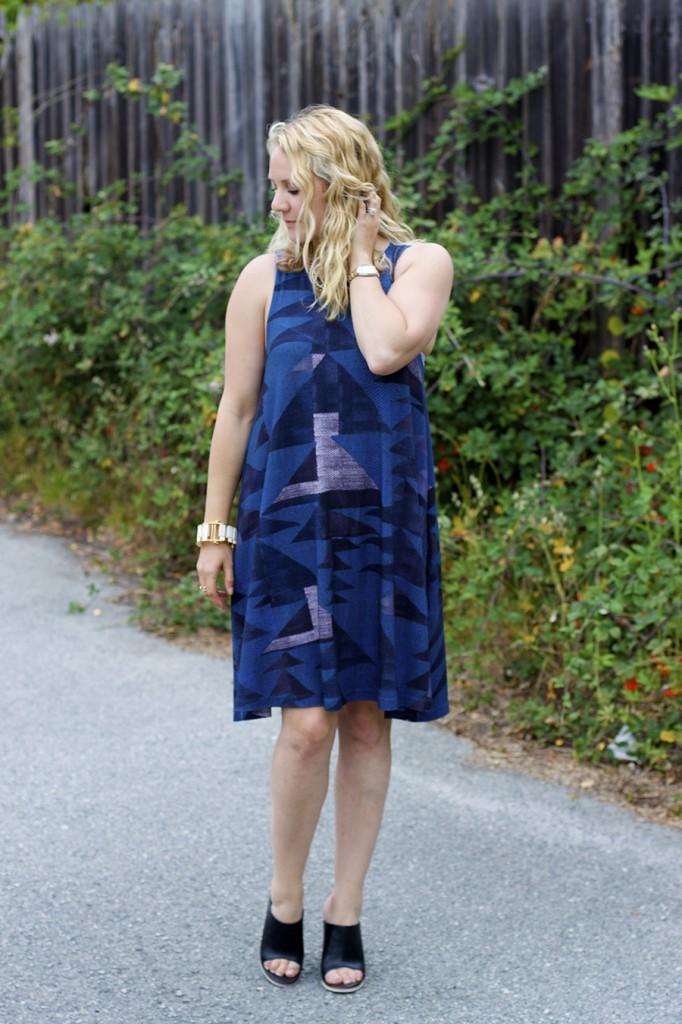 Mara Hoffman Summer Swing Dress Sleeveless Dress Fashion Blogger SF Based Fashion Blog 3