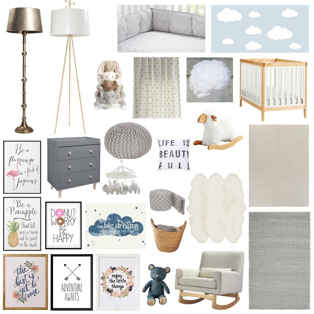 Mark Cutler-Nursery Look-Animal Kingdom-Baby Boy Nursery