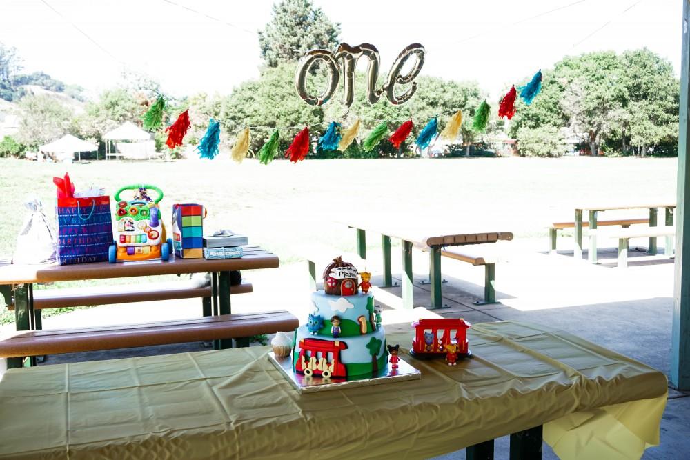 Mason S Daniel Tiger Themed Birthday Party Have Need Want