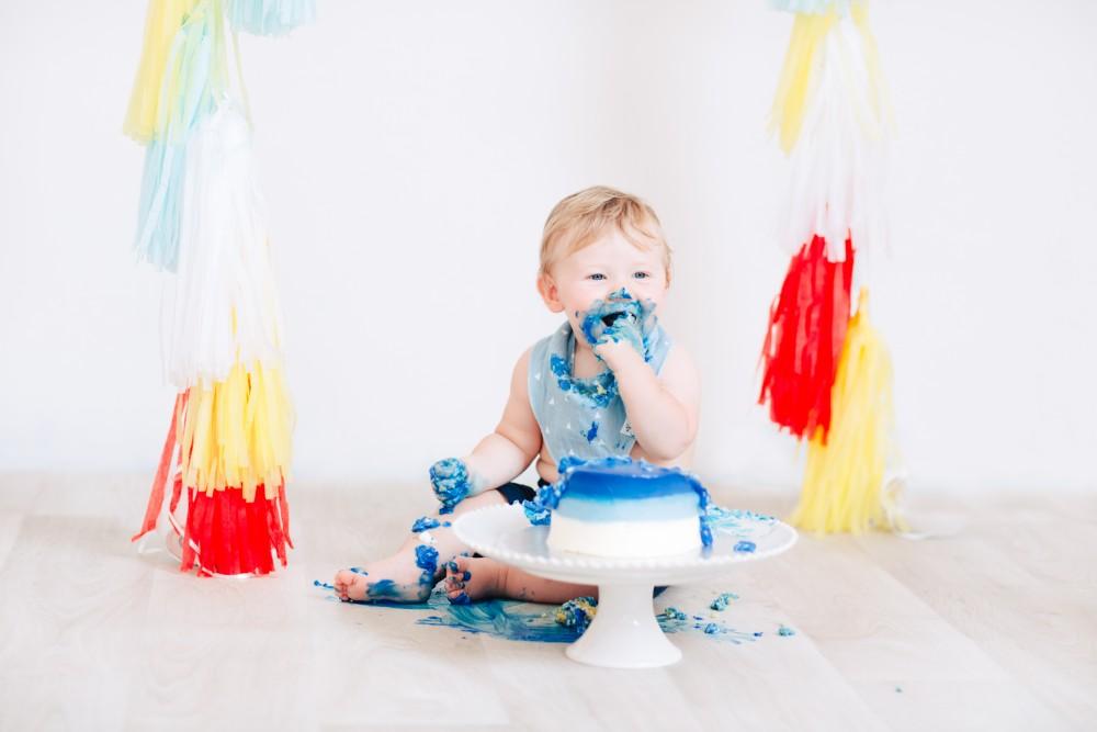 Mason's Turning One-Smash Cake Photoshoot-First Birthday-Smash Cake-First Birthday Photoshoot-Have Need Want 9