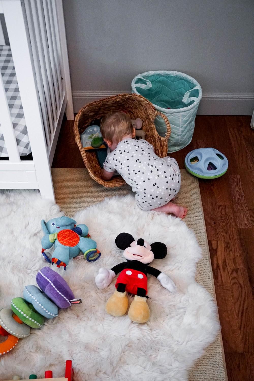 Mason's Updated Nursery Reveal-Carter's for DaVinci Crib-Target Home-Have Need Want-Nursery Room Design-Baby Boy Nursery 12