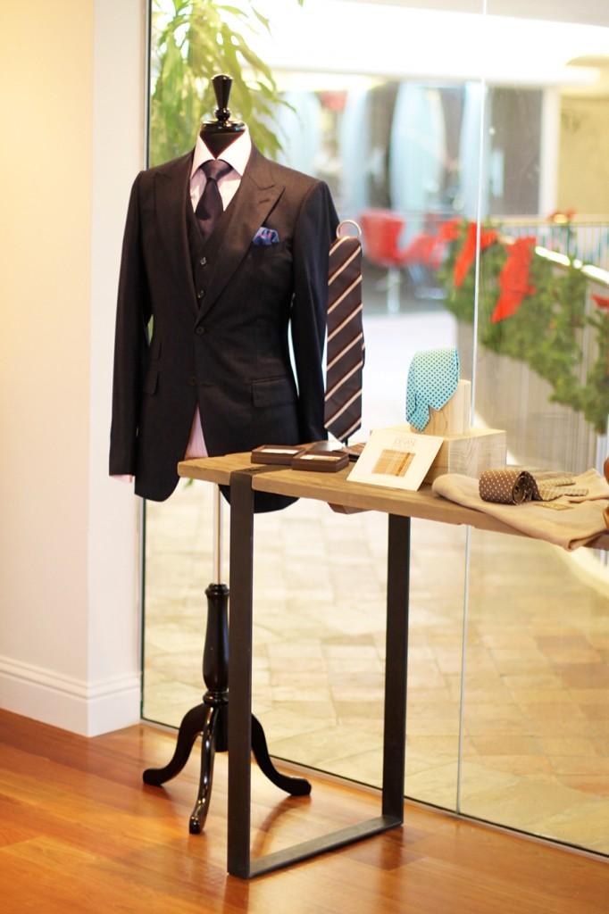 Menswear-Devan Vincent-Bay Area Tailored Atelier-Gift for Him-Holiday Gift Idea-Custom Tailored Shirt 8