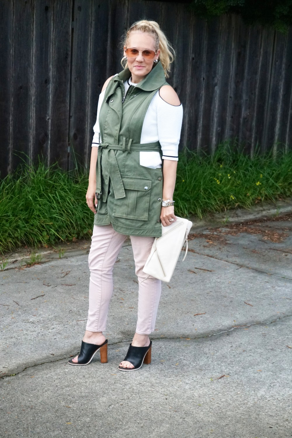 Military Vest-Marissa Webb-Mom Style-Spring Style-Spring 2017 Trends-Fashion Trends-Have Need Want 7