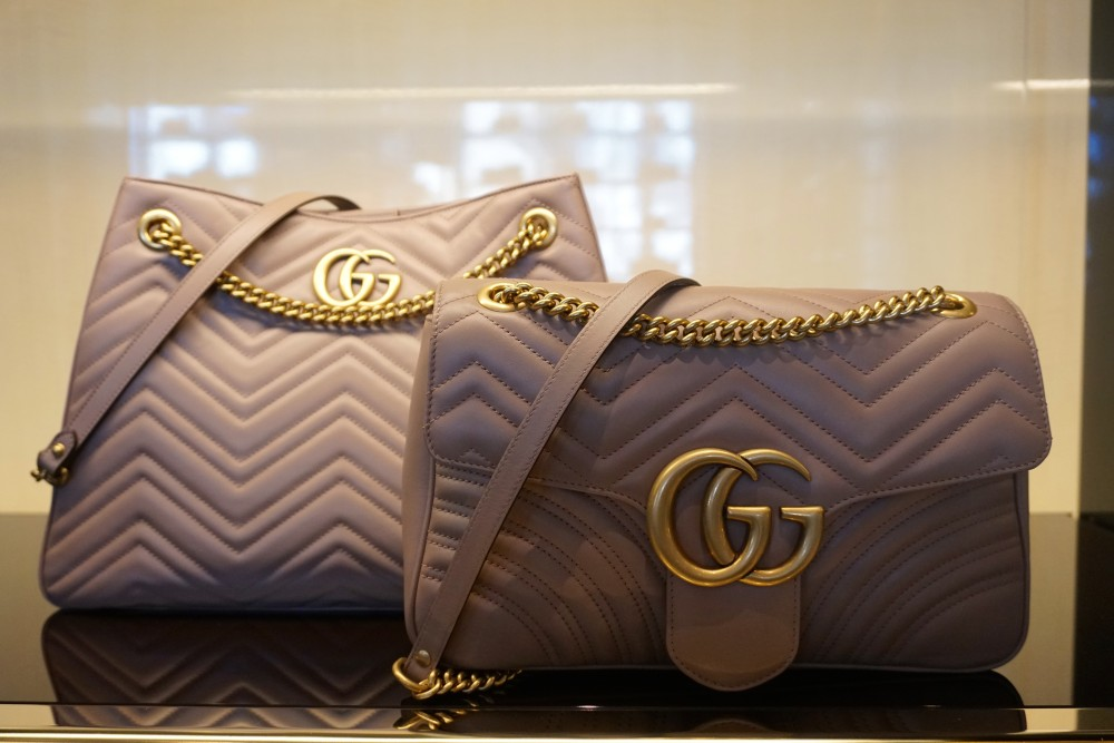 Mother's Day Gift Guide with Santana Row-Gucci Marmont-Gucci Marmont Bag