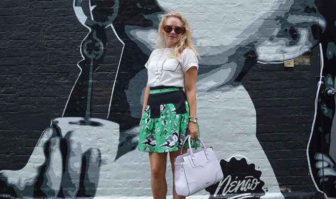 NYFW Street Style, Fashion Blogger, DVF, Kendra Scott, Nine West, French Connection, New York Fashion Week Day One Street Style 7