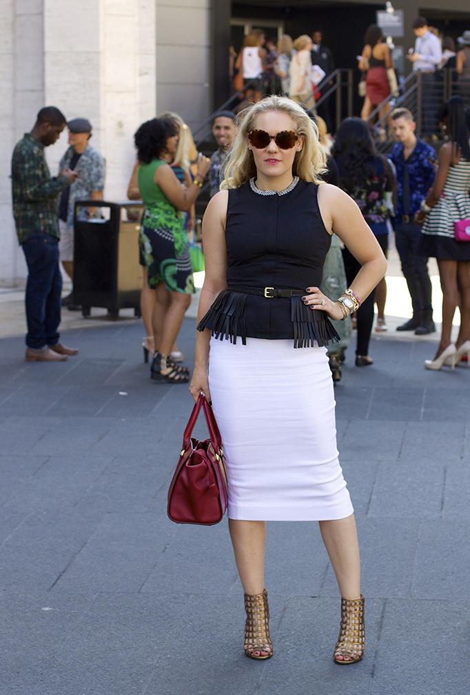 NYFW, MBFW, New York Fashion Week, Fashion Blogger, SS 2015, Day 1 Outfits, Street Style, New York Fashion