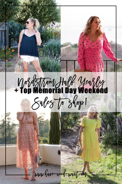 Sharing some of my favorite pieces included in the Nordstrom Half Yearly Sale along with some of my favorite Memorial Day Weekend sales to shop! Head to the blog to check it out!! #memorialdayweekend #memorialdaysales #nordstrom #nordstromhalfyearlysale #shoppingguide