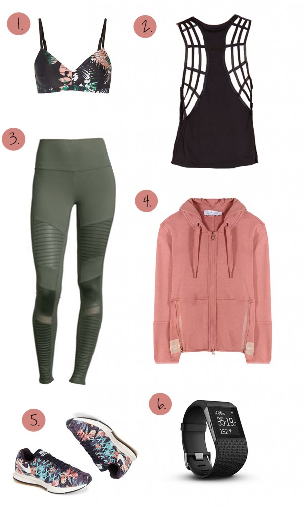 Outfit-Inspiration-New-Years-Resolutions-Workout-Wear-Stylish-Workout-Clothes