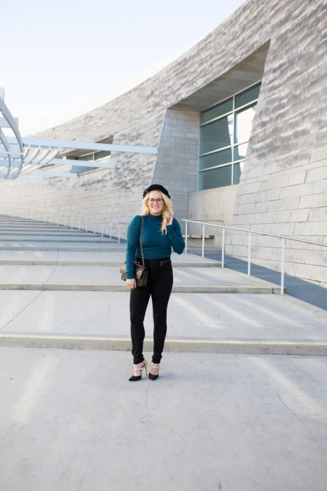 Parisian Inspired Outfit + A $750 Giveaway