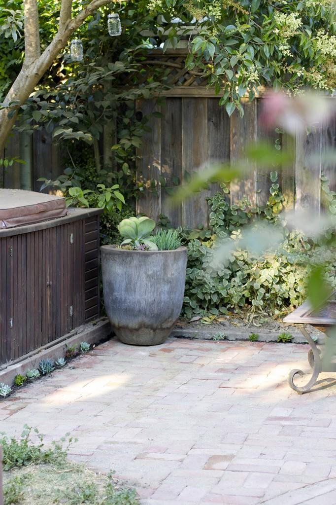 Patio design DIY succulents brick patio addition succulent garden patio design challenge 5