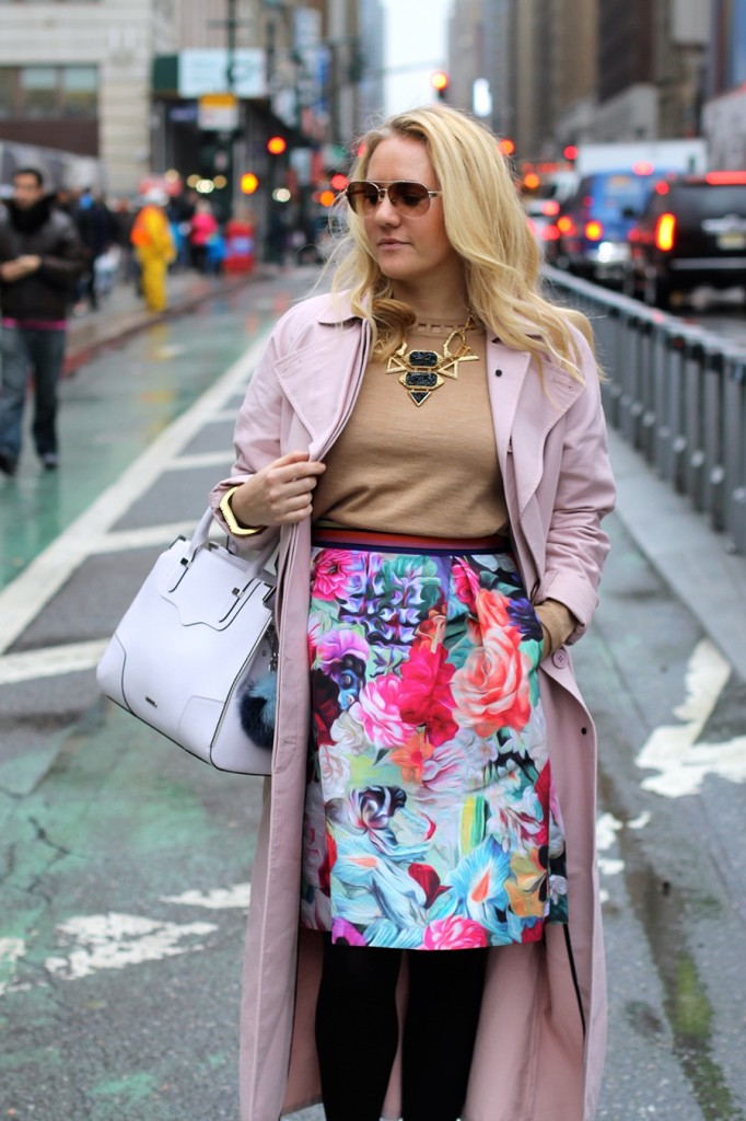 Rainy Weather Style-New York Street Style-Spring-Ted Baker-NYFW Street Style-Fashion Blogger-Have Need Want 8