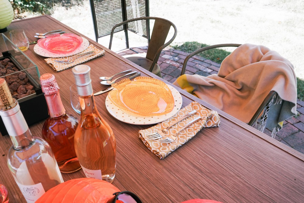 Rosé Party with Martha Stewart Wine Co-Outdoor Entertaining Ideas-Backyard Party-Summer Soiree 12