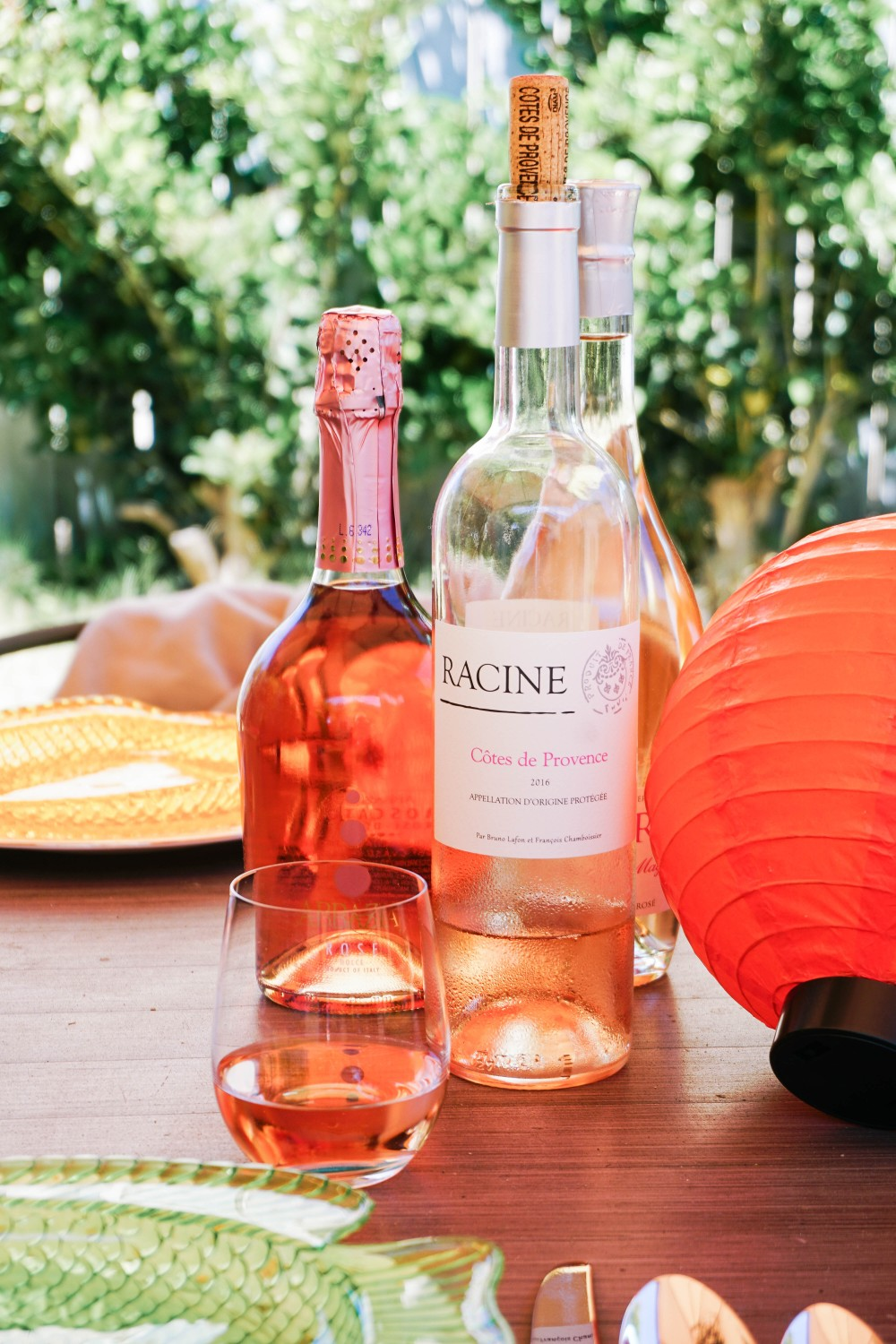 Rosé Party with Martha Stewart Wine Co-Outdoor Entertaining Ideas-Backyard Party-Summer Soiree 16
