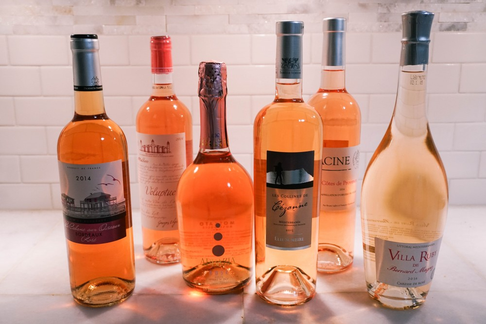 Rosé Party with Martha Stewart Wine Co