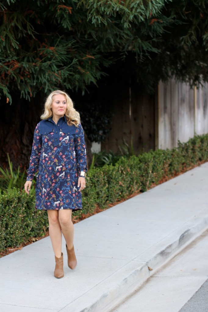 See by Chloe-Have Need Want-Bay Area Fashion Blogger-Kenneth Cole Reaction-Booties-Fall Style-Bauble Bar-Olivia Palermo for Bauble Bar-Shirt Dress-Fall Shirt Dress-Outfit Inspiration 8