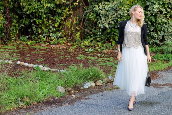 Sequins and Tulle-Holiday Outfit Ideas-Bay Area Fashion Blogger-Have Need Want-Holiday Party Outfit-Outfit Inspiration 2