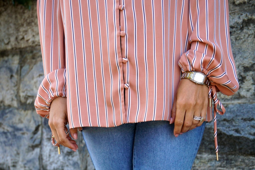 Stripe cold shoulder top-cold shoulder trend-spring style-outfit inspiration-have need want 10