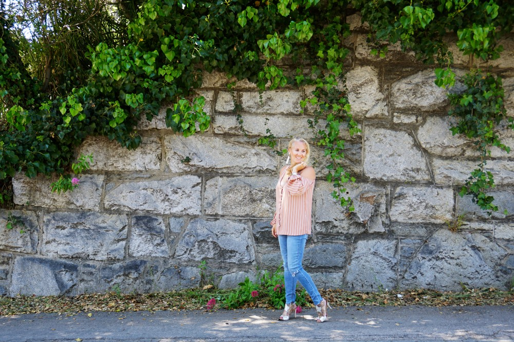 Stripe cold shoulder top-cold shoulder trend-spring style-outfit inspiration-have need want 6